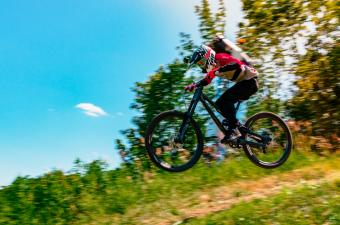 West Mountain Mountain Biking