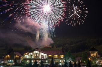 Holiday Valley Fireworks