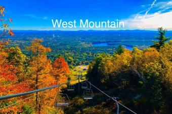 West Mountain Fall