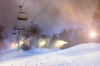 HV snowmaking