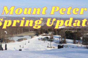 Mount Peter Spring Update